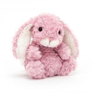 Jellycat - YUM6BTP - Yummy Bunny Tulip Pink - l = 9 cm x H =13 cm (455776)