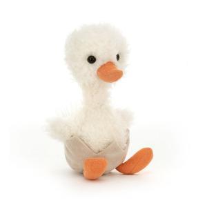 Jellycat - QUA6DUCKL - Quack-Quack Duckling - 18 cm (455788)