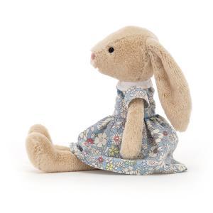 Jellycat - LOT3BF - Lottie Bunny Floral - l = 10 cm x H =17 cm (455822)