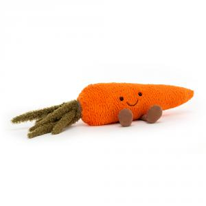 Jellycat - A2CAR - Amuseable Carrot - l = 32 cm x H =18 cm (455824)