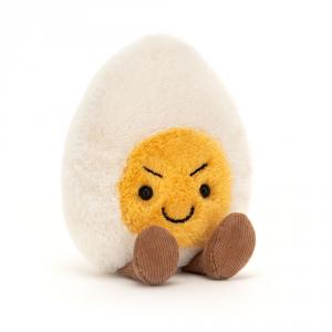 Jellycat - BE6CHE - Boiled Egg Cheeky - l = 8 cm x H =14 cm (455828)