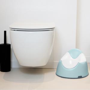 Beaba - 920357 - Pot bébé ergonomique Turquoise (456316)