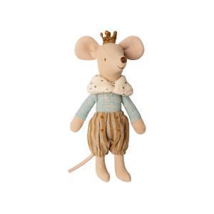 Maileg - BU063 - Set de poupées - famille souris - Roi, Reine, Princesse, Prince - taille 15 cm (456376)