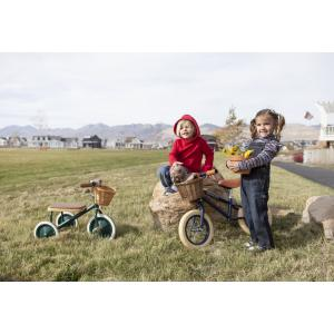Banwood - BU1 - Tricycle pour tout-petit avec casque bleu marine (456424)
