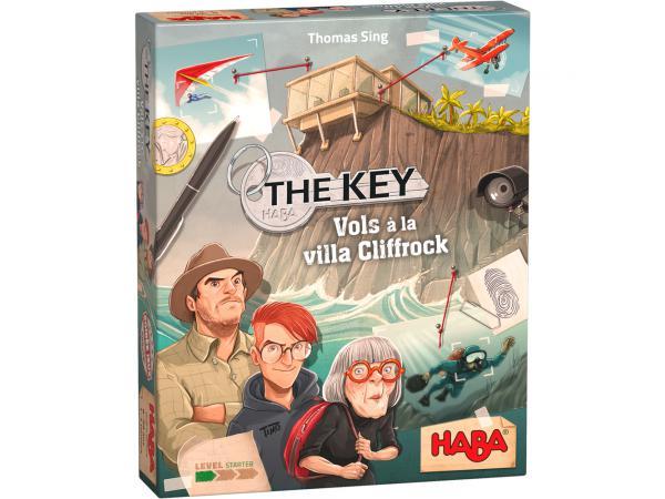 The key – vols à la villa cliffrock