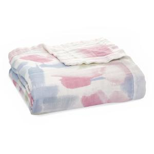 Aden and Anais - ADBS10003 - Couverture de rêve dream blanket silky soft florentine (457086)