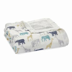 Aden and Anais - ADBS10004 - Couverture de rêve silky soft expedition (457088)