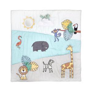 Aden and Anais - APMC10001 - Tapis d'éveil et activités sensoriels pour bébé (457114)
