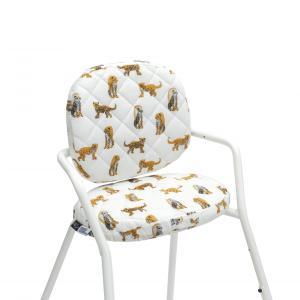 Charlie crane - TIBU KIT JAGUAR - Coussin chaise Tibu Jaguar (457270)