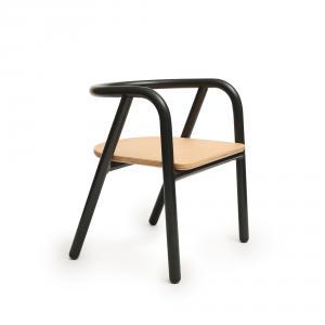 Charlie crane - HITO BLACK - Chaise enfant HITO Noire (457320)