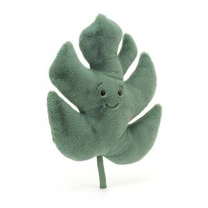Jellycat - LEAF2TP - Tropical Palm Leaf (457330)