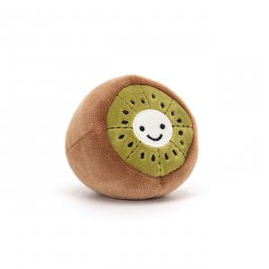 Jellycat - FABF6KI - Peluche fruit kiwi Fabulous - l = 8 x H = 8 cm (457394)