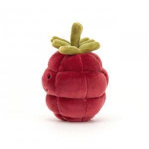 Jellycat - FABF6R - Fabulous Fruit Raspberry (457402)