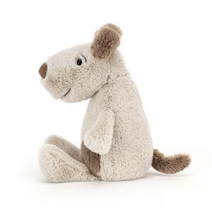 Jellycat - RUMP3D - Peluche chien Rumpa - l = 15 x H = 30 cm (457462)
