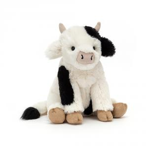 Jellycat - CAR3C - Peluche veau Carey Small - l = 10 x H = 20 cm (457472)