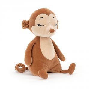 Jellycat - SLEEP6M - Sleepee Monkey (457496)