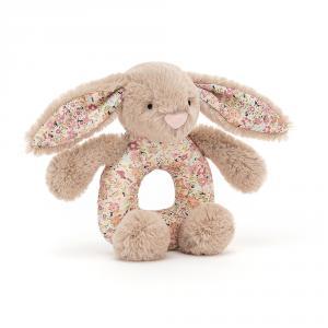 Jellycat - BLB6GRN - Blossom Bea Beige Bunny Grabber (457558)