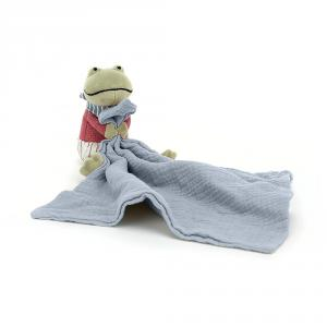 Jellycat - RAMS4FR - Little Rambler Frog Soother (457600)