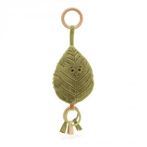 Jellycat - LEAF4BR - Woodland Beech Leaf Ring Toy (457608)