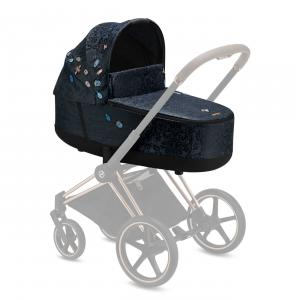 Cybex - 521000033 - Nacelle Priam Jewels of Nature-dark blue (457614)