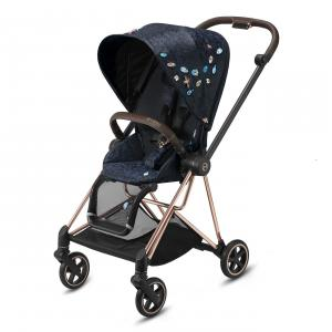 Cybex - 521000037 - Habillage de siège Mios Jewels of Nature-dark blue (457616)