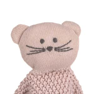 Lassig - 1313015725 - Doudou tricoté  Little Chums Souris (457654)