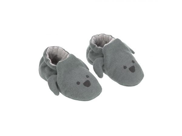 Chaussons bébé little chums chien