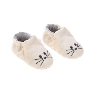 Lassig - 1532005108 - Chaussons bébé Little Chums Chat (457680)