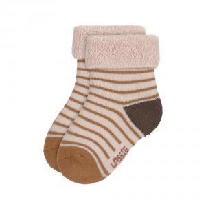 Lassig - 1532001842-12 - Lot de 3 chaussettes bébé Tiny Farmer lilas, Taille: 12-15 (457702)