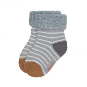 Lassig - 1532001499-12 - Lot de 3 chaussettes bébé Tiny Farmer bleu, Taille: 12-15 (457706)