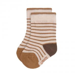 Lassig - 1532003842-15 - Lot de 3 chaussettes Tiny Farmer lilas, Taille: 15-19 (457712)