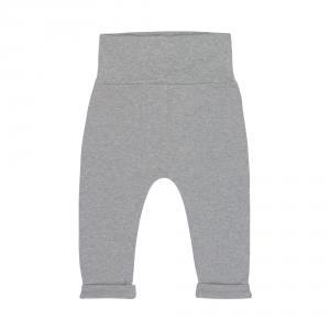 Lassig - 1531013205-80 - Pantalon gris chiné, 74/80, 7-12 months (457936)