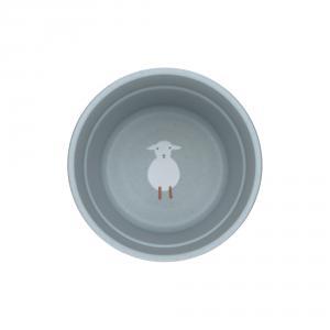 Lassig - 1310065841 - Tasse Tiny Farmer Mouton et Oie bleu (458132)