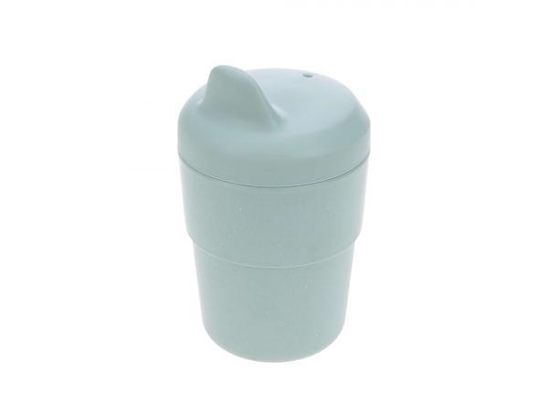 Tasse avec bec verseur en silicone little chums chien