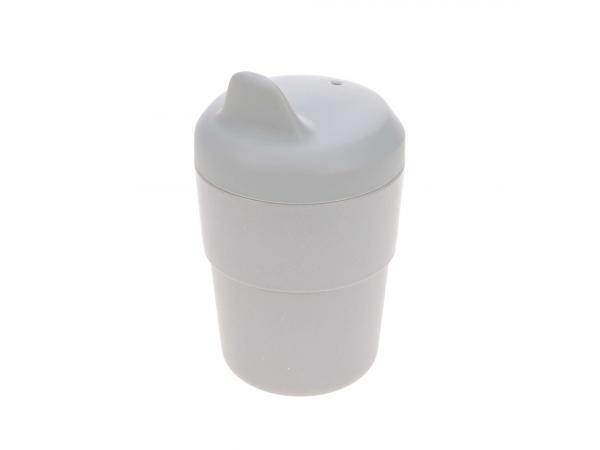 Tasse avec bec verseur en silicone little chums chat