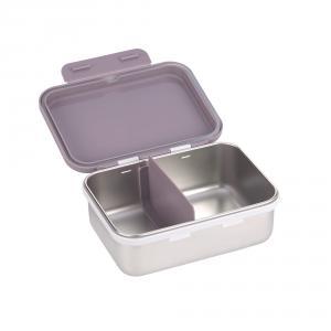 Lassig - 1210029332 - Boîte à goûter, Lunch box inox Adventure Libelulle (458242)