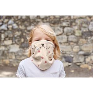 Lassig - 1209003703 - Masque enfant Léopard rose (458252)