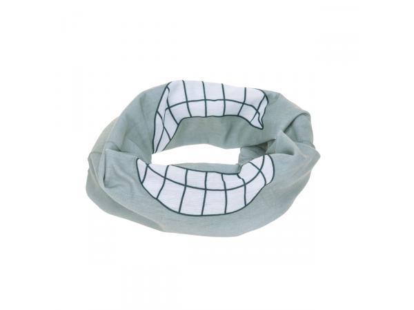 Masque enfant smile gris