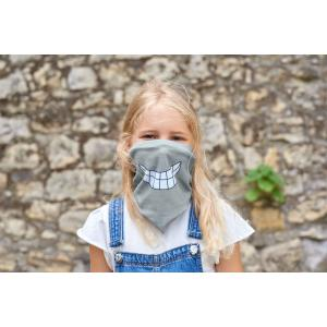 Lassig - 1209003200 - Masque enfant Smile gris (458254)