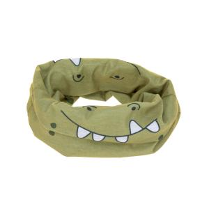 Lassig - 1209003513 - Masque enfant Crocodile olive (458256)