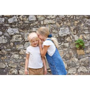 Lassig - 1209003707 - Masque enfant à pois rose (458260)