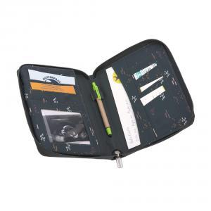 Lassig - 1106010578 - Pochette carnet de santé Blobs Forêt (458358)