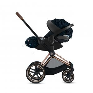 Cybex - BU531 - Ensemble poussette Priam et siège auto Cloud Z I-size Jewels of Nature (458396)