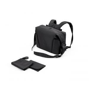 Stokke - 575101 - Sac à langer poussette Stokke Xplory X Rich Black (458426)