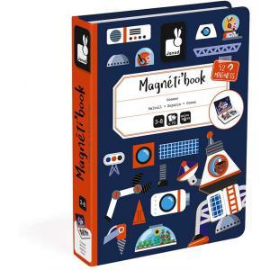 Janod - J02589 - Magneti'book cosmos (458536)