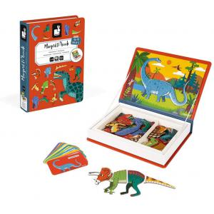 Janod - J02590 - Magneti'book dinosaures (458538)