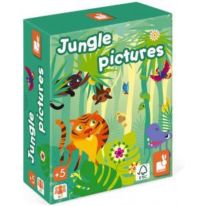 Janod - J02642 - Jungle pictures (458558)