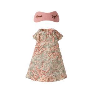 Maileg - 16-1740-02 - Robe de chambre pour Maman souris - taille 1,5 cm (461104)