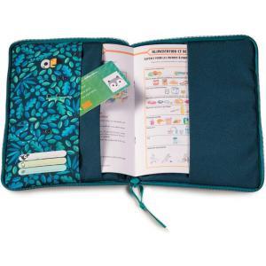 Lilliputiens - 83283 - PABLO Housse carnet de santé (462218)