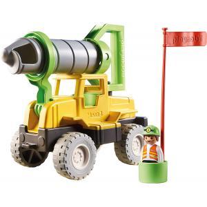 Playmobil - 70064 - Camion avec foreuse (462494)